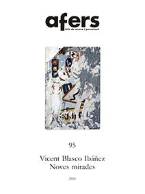 Afers 95 Vicent Blasco Ibáñez